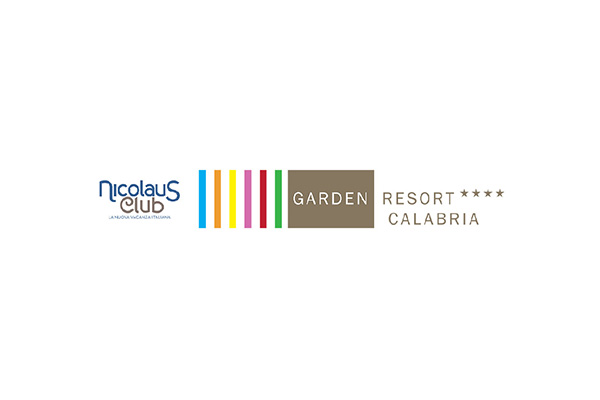 Logo del Garden Resort Calabria.