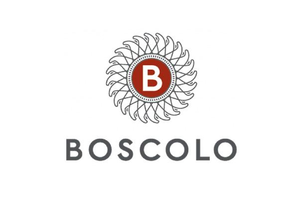 Logo della catena alberghiera Boscolo Hotelsa.