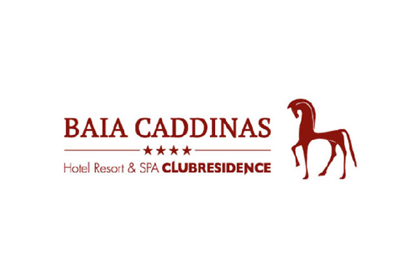 Logo del Resort Baia Caddinas.