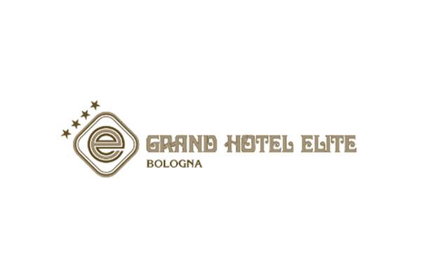 Logo del Grand Hotel Elite.