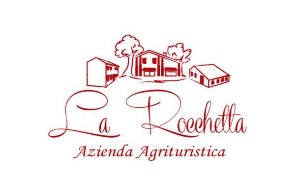 Logo dell'agriturismo La Rocchetta di Ferrara.