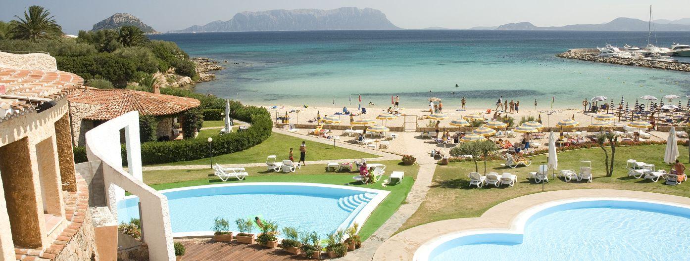 Il servizio Wi-Fi dell'Hotel Resort Baia Caddinas in Sardegna funziona con la piattaforma Wi-Fi Hotel.