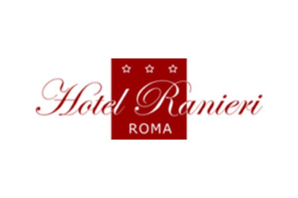 Logo dell Hotel Ranieri di Roma.