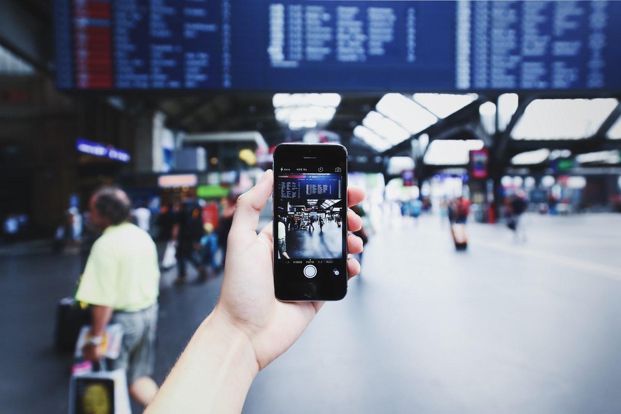 personalizzazione in viaggio